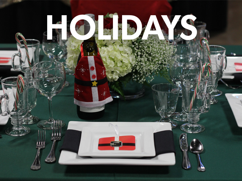 Click for Holiday Party Store Items