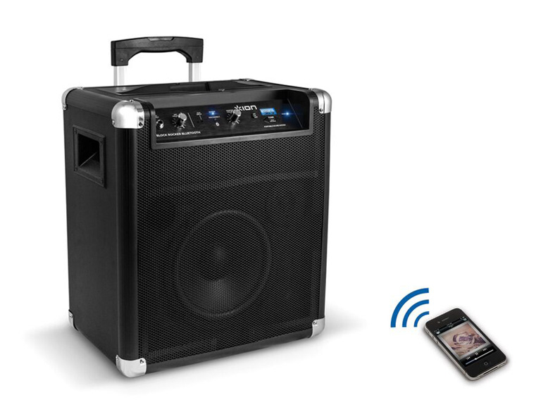 block rocker bluetooth speaker