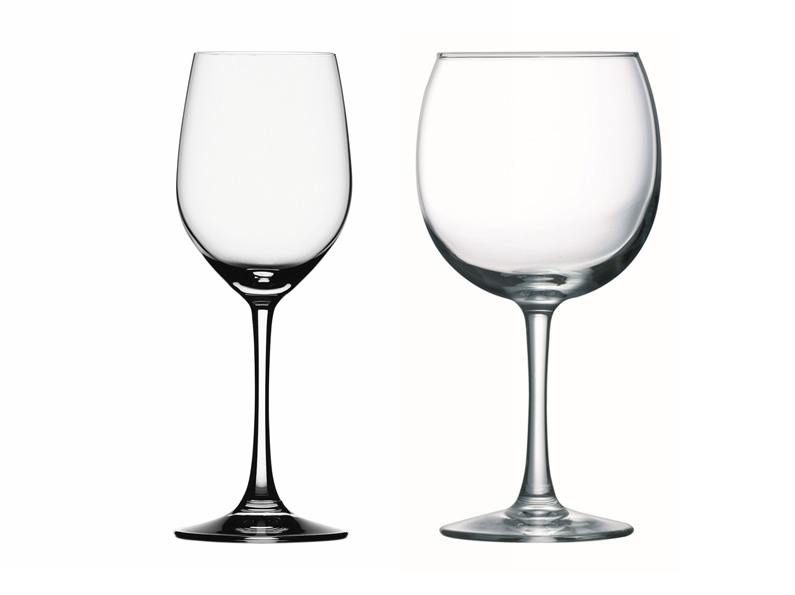 Glassware rentals wine glasses martini glasses etc Wine glasses to go