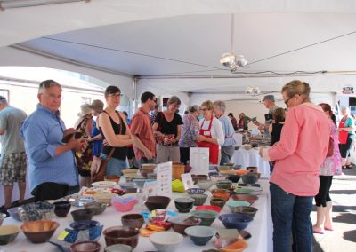 Food For Lane County Empty Bowls Auction