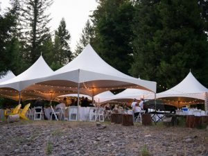 outdoor party rentals