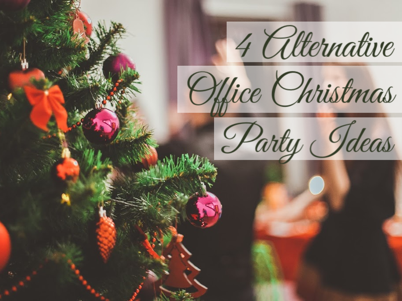 4 Alternative Christmas Party Ideas to Show Your Employees You Really Care